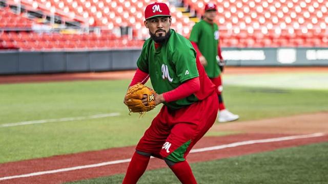 Beisbol, LMP: Se integran Ríos y Anguamea a entrenamiento de México