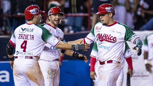 Beisbol, LMP, CBPC: México cerró con triunfo el Round Robin de la Serie del Caribe