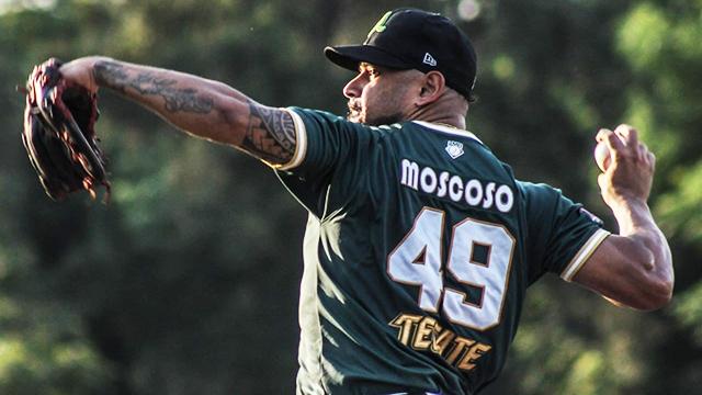 Beisbol, LMB: Guillermo Moscoso se une a los Diablos Rojos del México