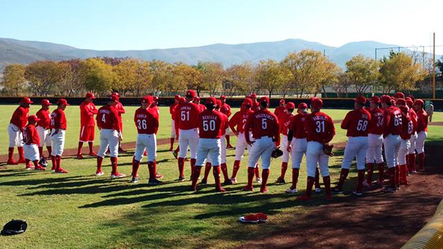 Beisbol, LMB: Diablos Rojos arrancó pretemporada en Oaxaca