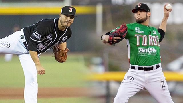 Beisbol, LMB: Barreda y Peña confirmados por Toros para 2019