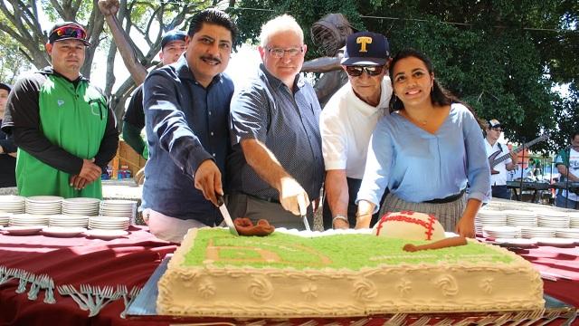 Beisbol, LMB: Emotivo aniversario 55 del Parque Centenario en Villahermosa