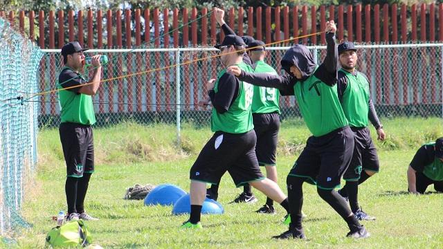 Beisbol, LMB: Reportan más Olmecas al campamento primaveral en Olimpia