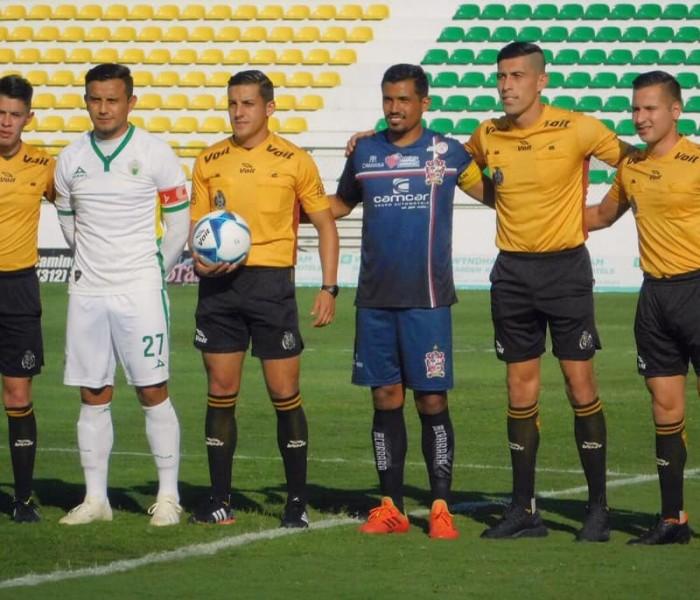 Fútbol: Loros de Colima se afianza como líder derrotando a Tepatitlán