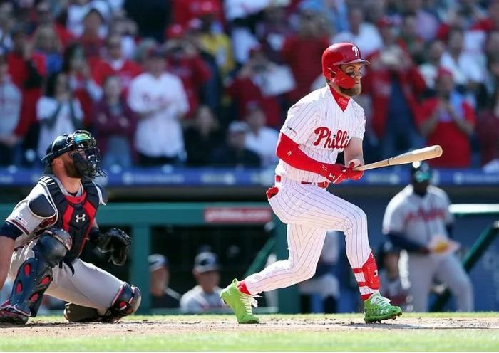 Béisbol, MLB: ¡Tercera victoria al hilo para los Phillies!