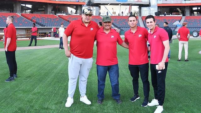 Beisbol, LMB: Los Diablos Rojos visitaron el Estadio Alfredo Harp Helú