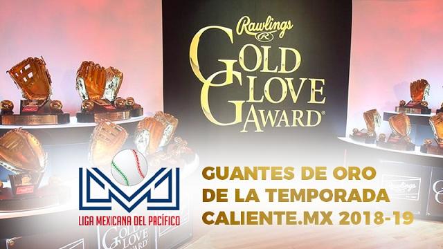 Beisbol, LMP: La LMP anunció los Guantes de Oro de la Temporada Caliente.mx 2018-2019