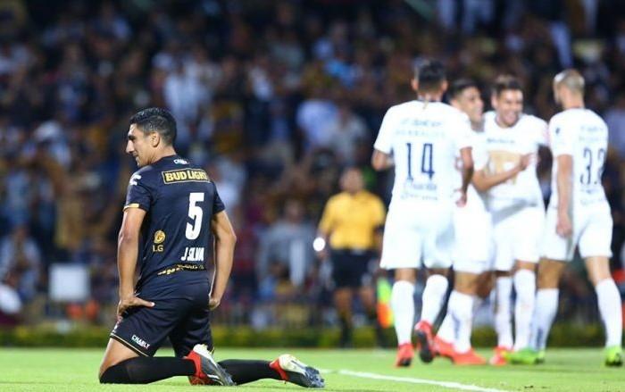Fútbol: Pumas acaba con el sueño de los Dorados de Maradona