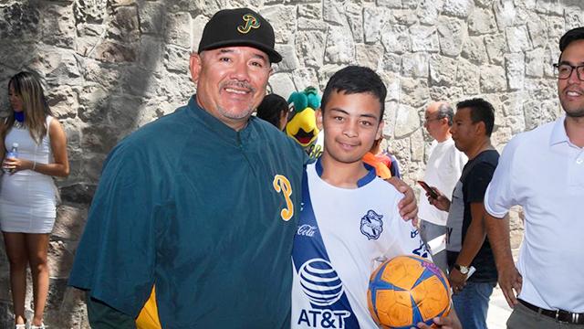Beisbol, LMB: Pericos y Club Puebla se unen en favor del INPODE