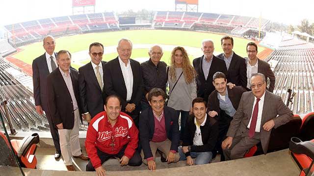 Beisbol, LMB: Directivos de Padres de San Diego recorrieron el Estadio Alfredo Harp Helú