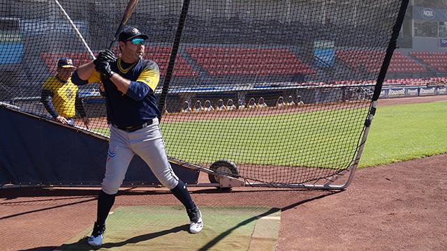 "Beisbol, LMB: Reportó ""El Jefe"" Saúl Soto en el Alberto Romo Chávez"