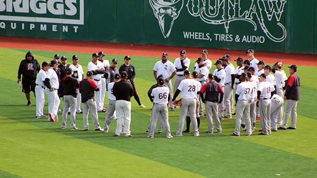 Beisbol, LMB: Tecolotes inició su pretemporada