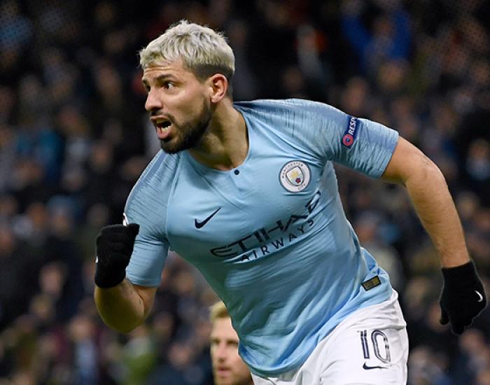 Fútbol: Manchester City masacró al Schalke y estará en cuartos