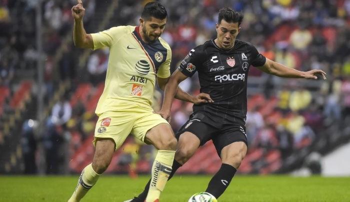 Fútbol: América y Necaxa jugarán duelo pendiente de la Jornada 1