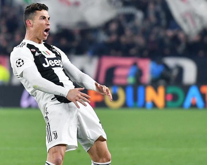 Fútbol: Cristiano tuvo noche soñada y Juventus hace la remontada