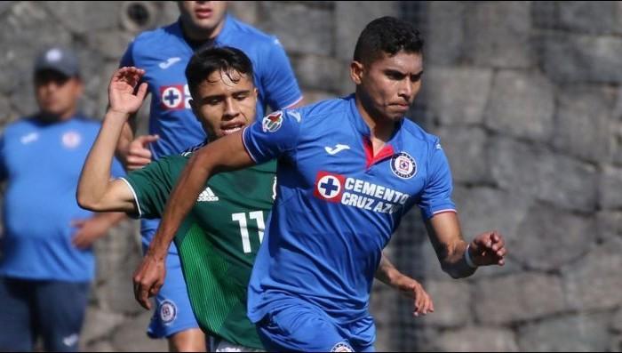 Fútbol: Cruz Azul derrotó a la Selección sub 20 en amistoso