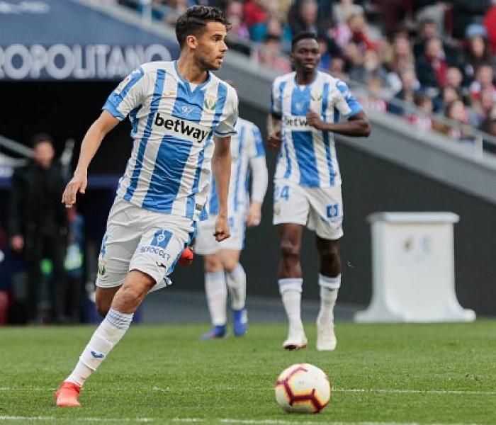 Fútbol: Girona descalabra al Leganés de Diego Reyes