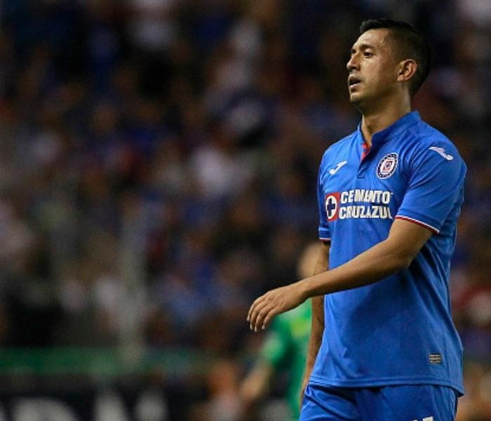 Fútbol: Elías Hernández se pierde el resto de torneo con Cruz Azul