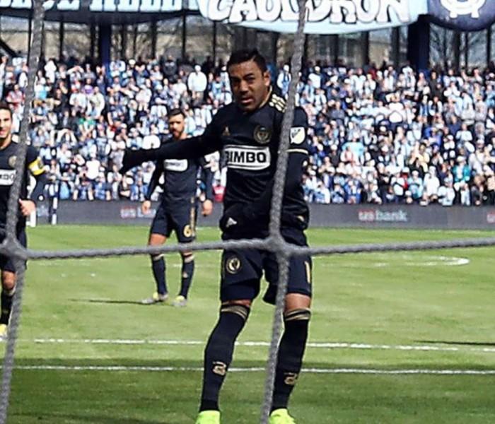 Fútbol: Marco Fabián tuvo tarde nefasta con el Philadelphia Union
