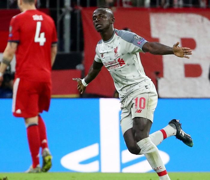 Fútbol: Liverpool elimina al Bayern y se mete en cuartos de Champions