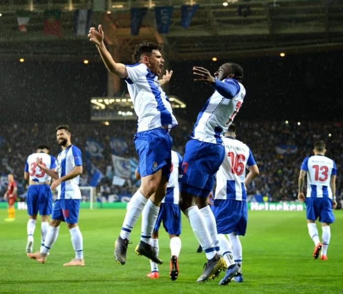 Fútbol: Porto y sus dos mexicanos se clasifican a los cuartos de Champions
