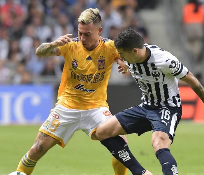 Fútbol: Monterrey perdonó a Tigres y todo quedo igualado