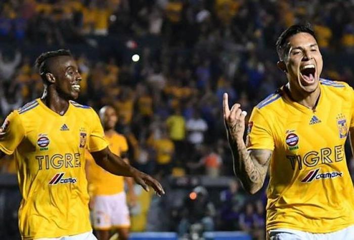 Fútbol: Tigres fue el verdugo de Chivas en la jornada 17