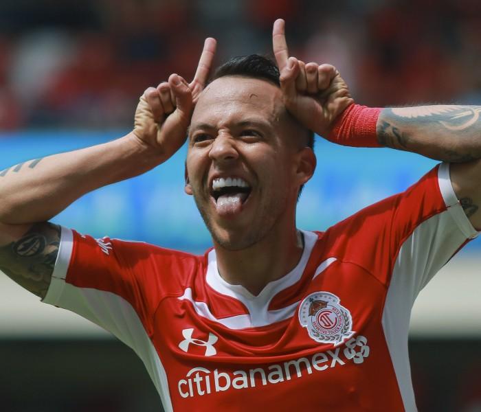Fútbol: Toluca en casa y con La Volpe venció al Atlas