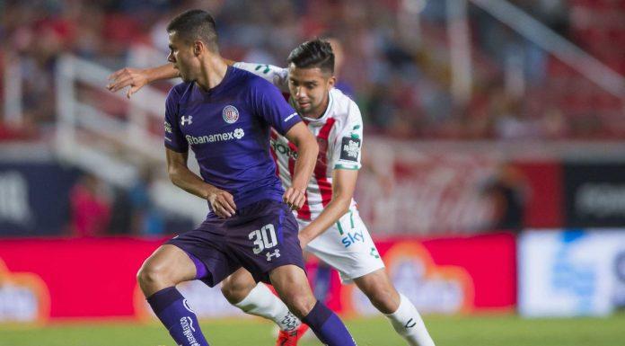 Fútbol: Toluca sumó un punto más, Necaxa extraño a Brian
