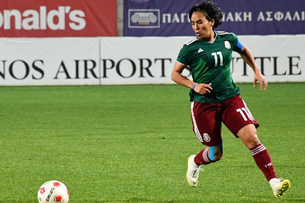Fútbol: Selección Mexicana femenil jugará por quinto lugar en Chipre