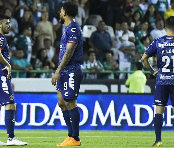 Fútbol: Veracruz termina el torneo sin puntos, es derrotado por América