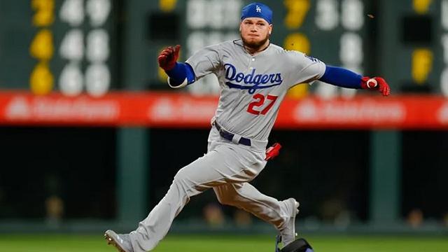 Beisbol, MLB: Verdugo da imparable con Dodgers, Urías anota con San Diego