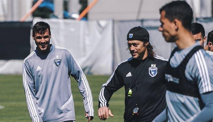Fútbol: Almeyda destaca el juego de Carlos Vela con Los Ángeles FC