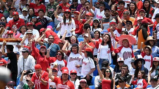 Beisbol, LMB: Aumento de asistencia a los estadios de Liga Mexicana de Beisbol
