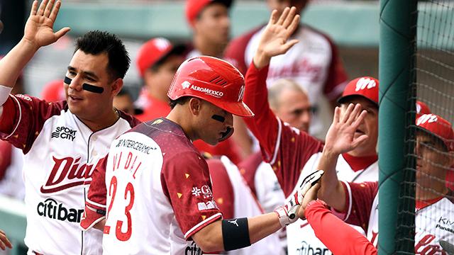 Beisbol, LMB: Explotaron los cañones de Diablos y apalean a Campeche