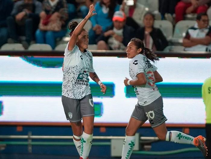 Liga MX Femenil: Pachuca avanza semifinales