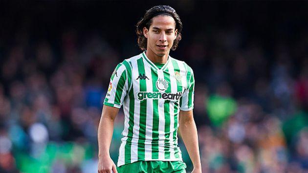Fútbol: Lainez es buscado por un equipo italiano