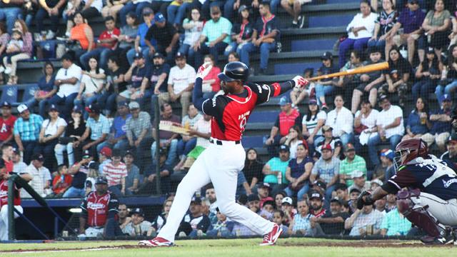 Beisbol, LMB: Los Dos Laredos se llevan su primera serie