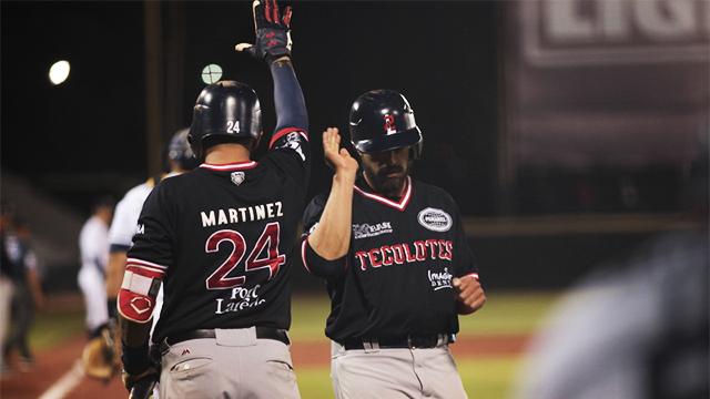 Beisbol, LMB: Tecolotes igualó la serie en el Romo Chávez