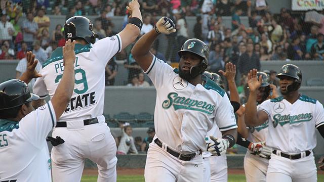 Beisbol, LMB: Tarde triunfal de Josuan Hernández con Saltillo