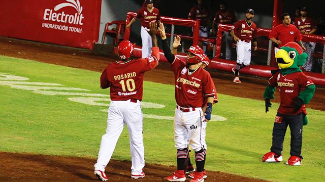 Beisbol, LMB: Grand Slam de Henry Rodríguez le dio el triunfo a Piratas