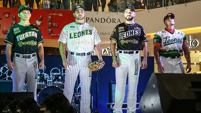 Beisbol, LMB: Leones presentó su nueva piel