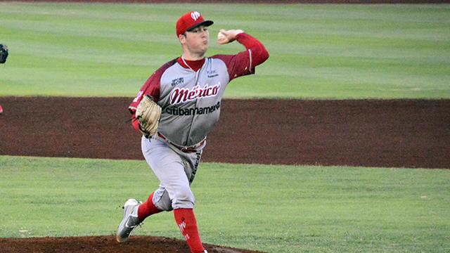 Beisbol, LMB: Matt Gage guió el triunfo de Diablos en Campeche