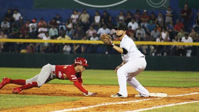 Beisbol, LMB: Olmecas aseguró la serie en casa tras superar a Diablos Rojos