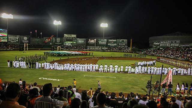 Beisbol, LMB: Diablos Rojos se llevó el primero de la serie en extra innings en el Kukulcán