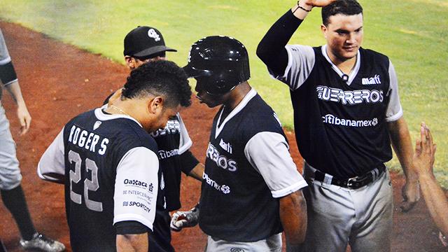 Beisbol, LMB: Guerreros en líder en solitario de la Zona Sur al vencer a Campeche
