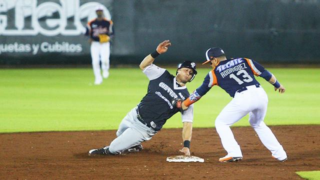 Beisbol, LMB: Guerreros se llevó cerrado duelo ante Tigres