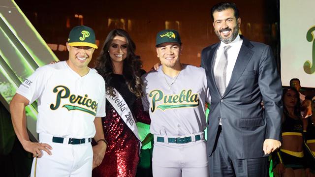 Beisbol, LMB: Espectacular presentación de Pericos de Puebla