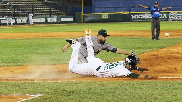 Beisbol, LMB: Detona ofensiva Olmeca para vencer a Pericos