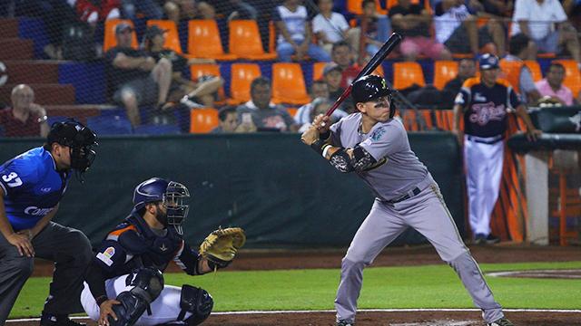 Beisbol, LMB: Danny Ortiz produjo cuatro y Pericos empató la serie